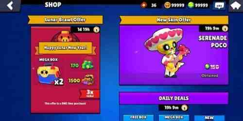 Download Brawl Stars Private Server 2019 Latest [Mod Apk]