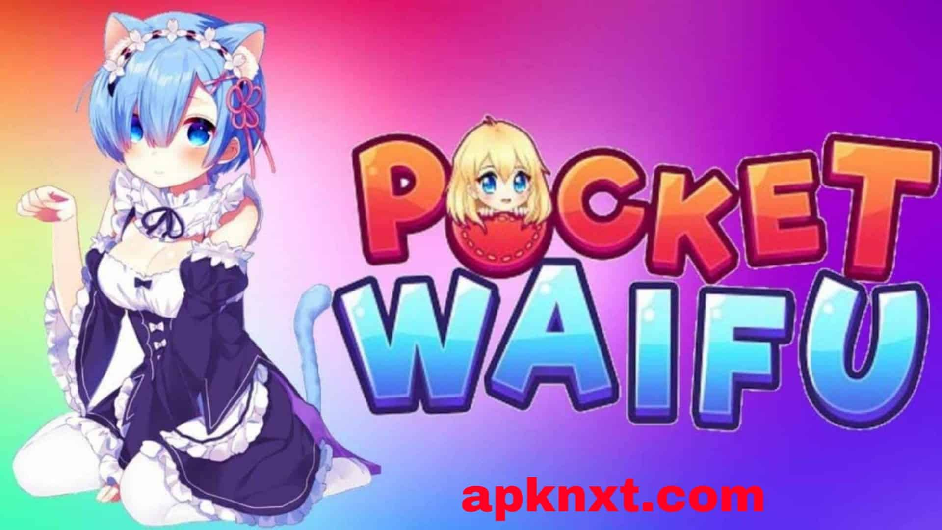 Pocket Waifu Mod APK v1.69.1 (Unlimited Money)