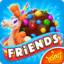 Candy Crush Friends Saga Mod APK (Unlimited Lives + Moves)