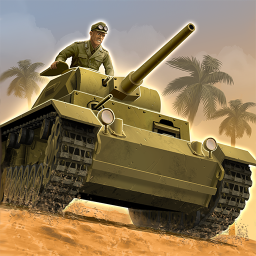 1943 Deadly Desert – a WW2 Strategy War Game
