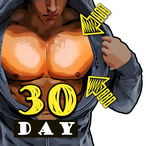 30 day challenge – CHEST workout plan