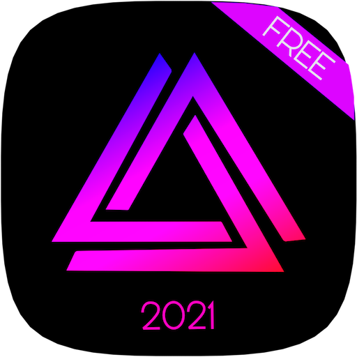 Alpha Hybrid Launcher 2021 Free Wallpaper, Themes