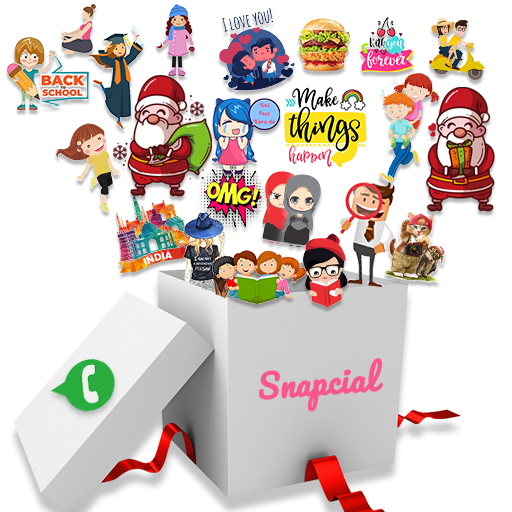 Animated Sticker For WhatsApp – WAStickerApps