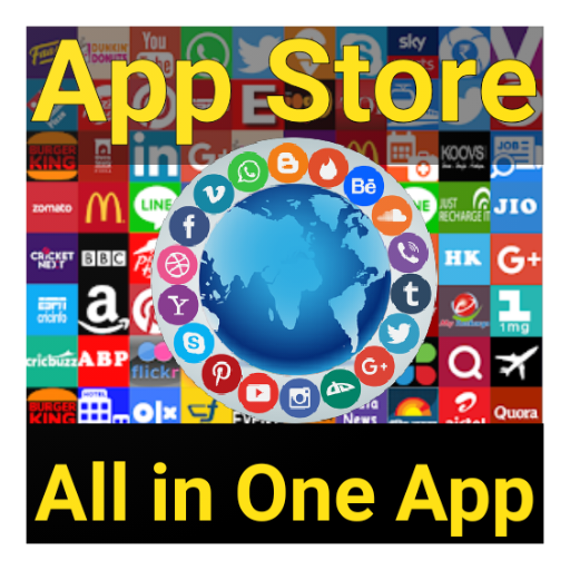Apps Store : All In One App – Your Play Store App