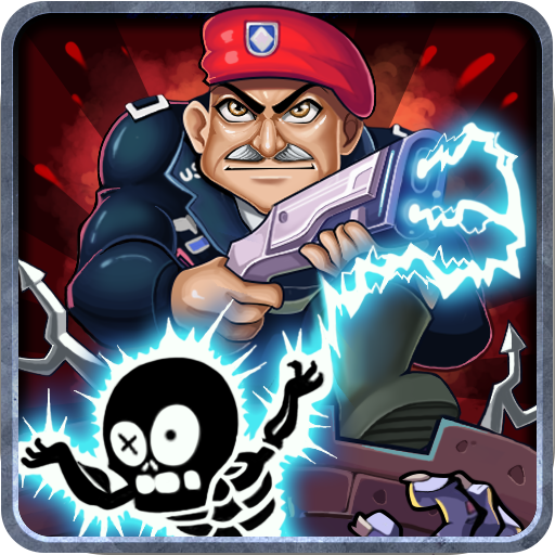 Army vs Zombies : Tower Defense Game