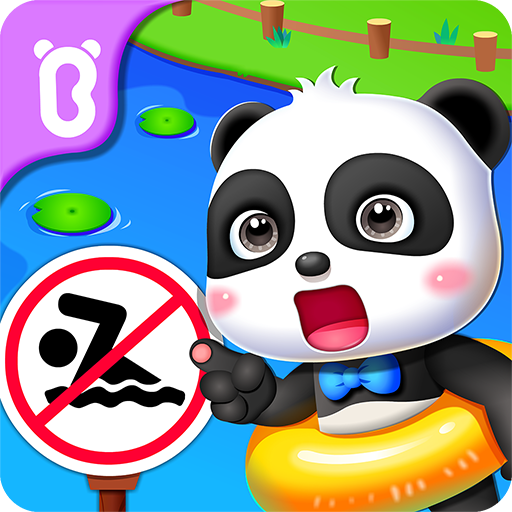 Baby Panda's Kids Safety