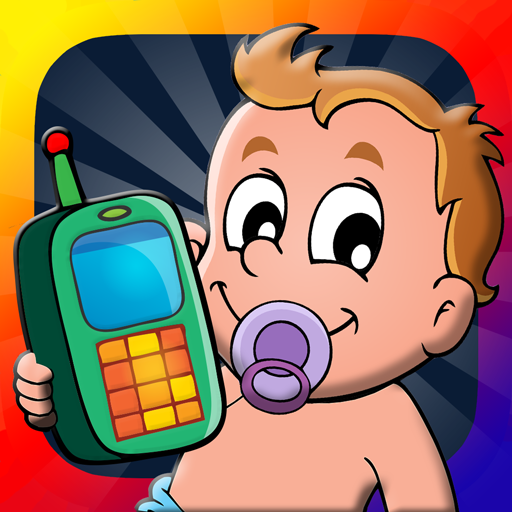 Baby Phone Game for Kids Free – Cute Animals