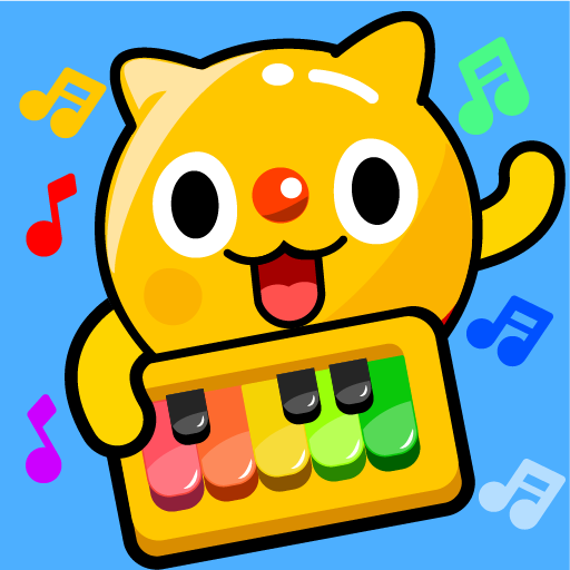 Baby Piano For Toddlers: Kids Music Games