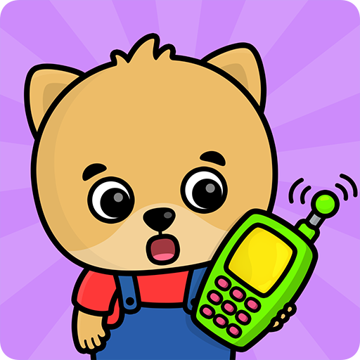 Baby phone – games for kids