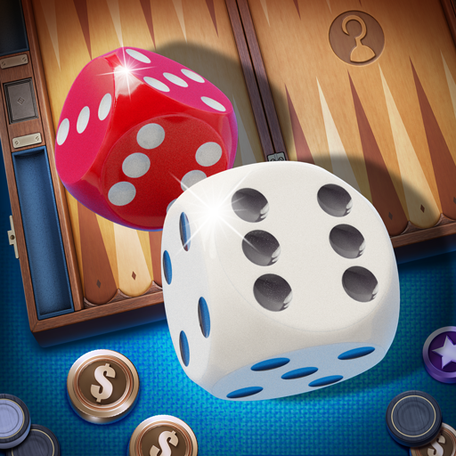Backgammon Legends – online with chat