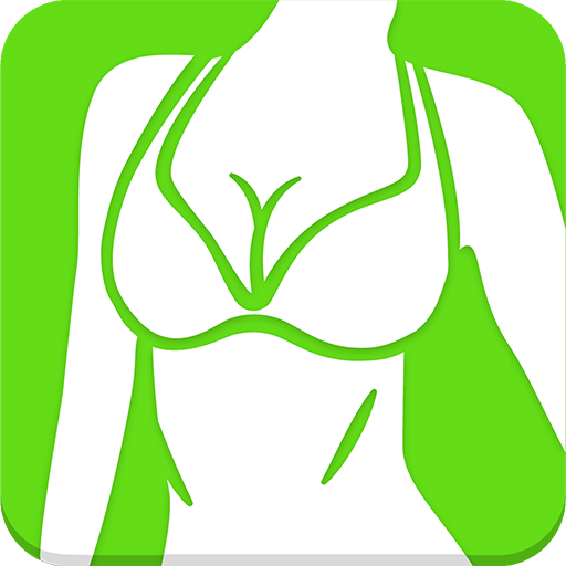 Beautiful breast workout for women