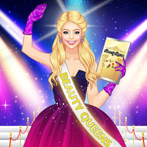Beauty Queen Dress Up – Star Girl Fashion