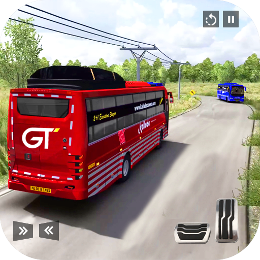 Bus Driver 21 – New Coach Driving Simulator Games