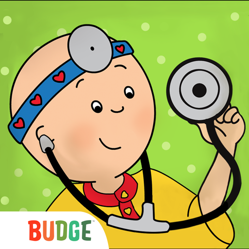 Caillou Check Up – Doctor