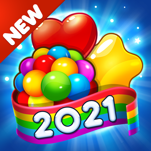 Candy Craze 2021: Match 3 Games Free New No Wifi