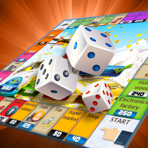 CrazyPoly – Business Dice Game