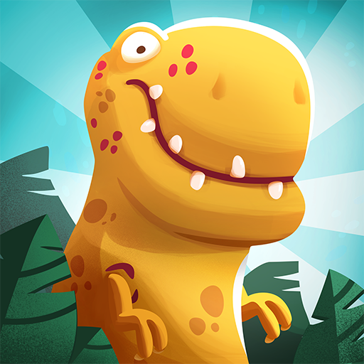 Dino Bash – Dinosaurs v Cavemen Tower Defense Wars