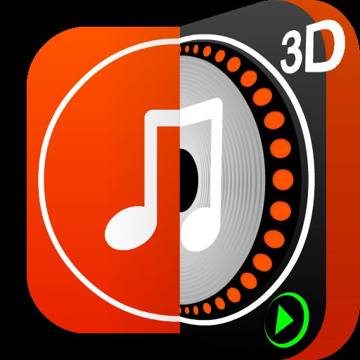 DiscDj 3D Music Player – 3D Dj Music Mixer Studio
