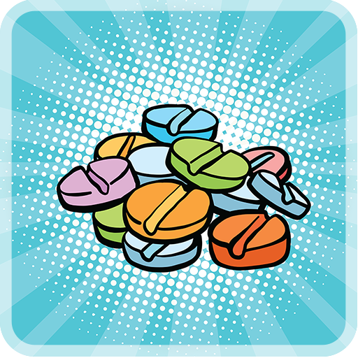Drugs Dictionary (Free)
