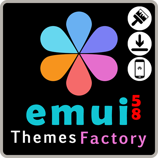 EMUI Themes Factory for Huawei