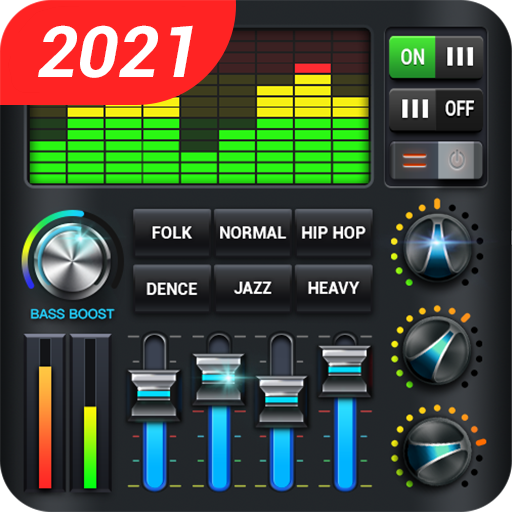 Equalizer Pro – Volume Booster & Bass Booster