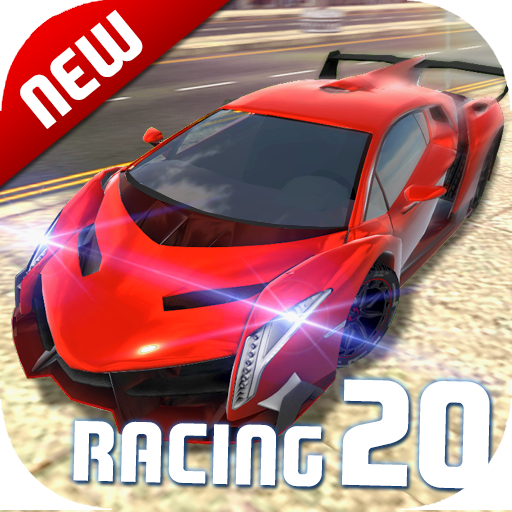 Extreme Car Driving Simulator 2021: The cars game