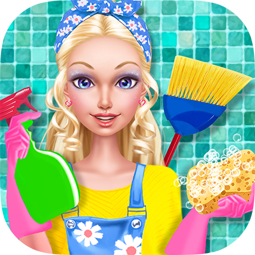 Fashion Doll – House Cleaning
