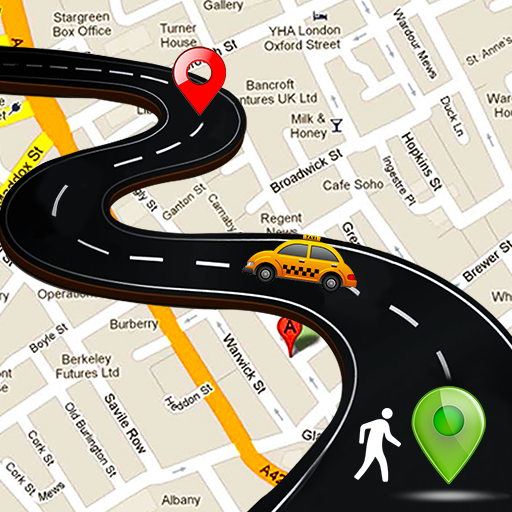 Free GPS Maps – Navigation and Place Finder