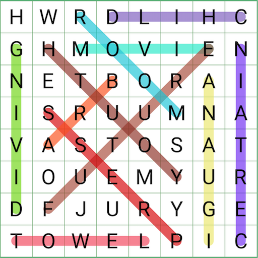 Free Word Search Puzzle – Word Find
