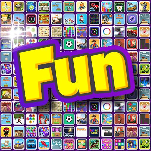 Fun GameBox 3000+ games in App