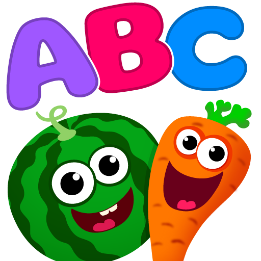 Funny Food! learn ABC games for toddlers&babies