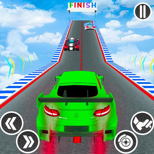 GT Car Racing Stunts-Crazy Impossible Tracks