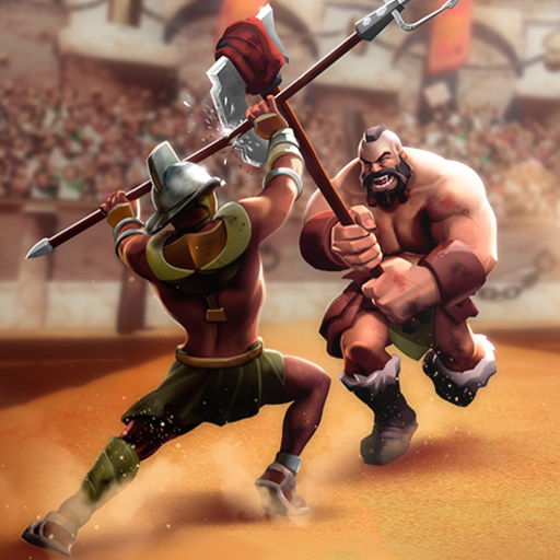 Gladiator Heroes – Strategy and Fighting Game