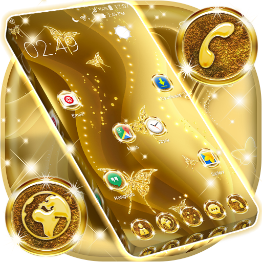 Golden Launcher