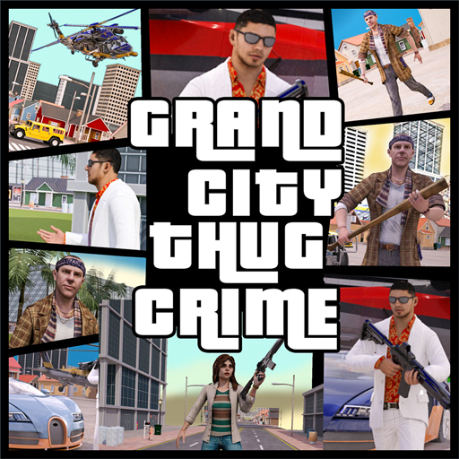 Grand City Thug Crime Gangster