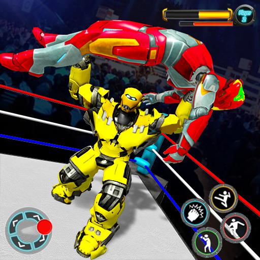 Grand Robot Ring Fighting 2021: Real Boxing Games