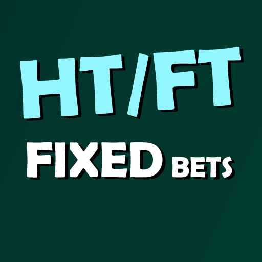 HT/FT 100% Fixed Expert