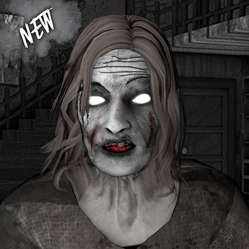 Haunted House Escape – Granny Ghost Games