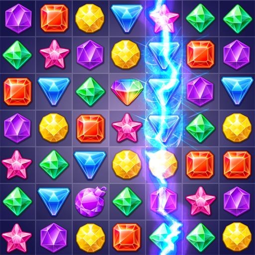 Jewels Track – Match 3 Puzzle