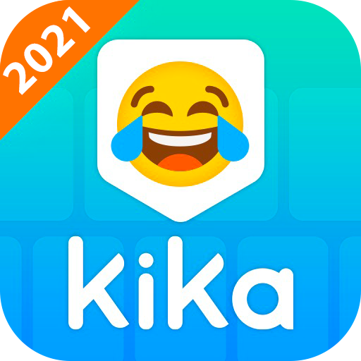 Kika Keyboard 2021 – Emoji Keyboard, Stickers, GIF