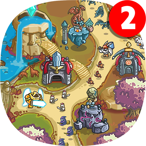 Kingdom Defense 2: Empire Warriors – Tower Defense