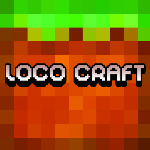 Loco Craft: 3 Creative Maps