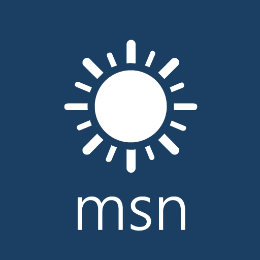 MSN Weather – Forecast & Maps