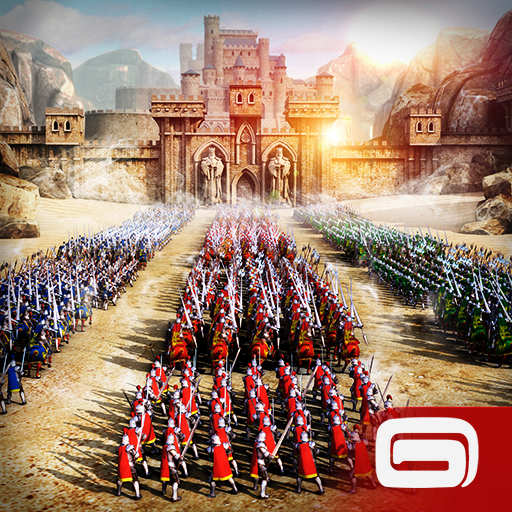 March of Empires: War of Lords – MMO Strategy Game
