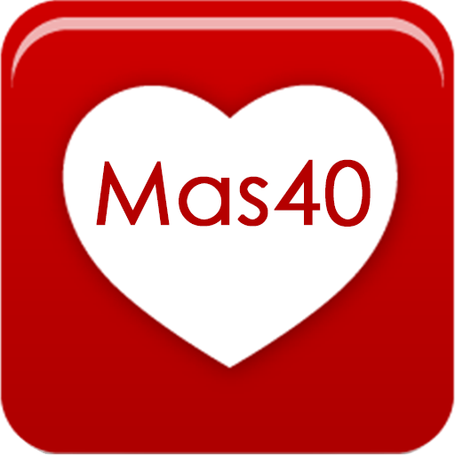 Mas40: Dating for over 40 people