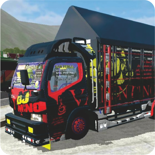 Mod Truck Canter Bussid Indonesia Update