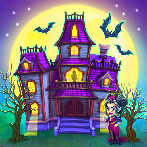 Monster Farm – Happy Ghost Village – Witch Mansion