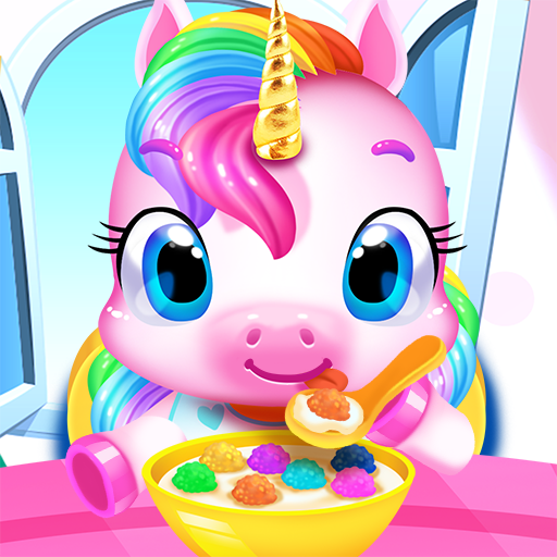 My Baby Unicorn – Magical Unicorn Pet Care Games