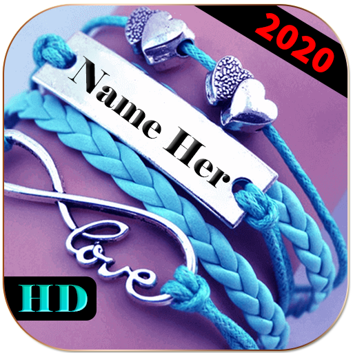 Name On Necklace – Name Art