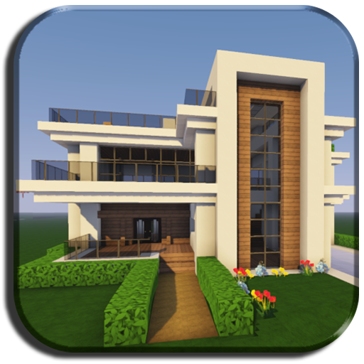 New Modern House for Mine✿✿✿craft – 500 Top Design
